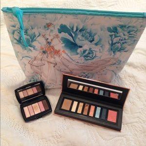 Lancôme eyeshadow / blush pallets